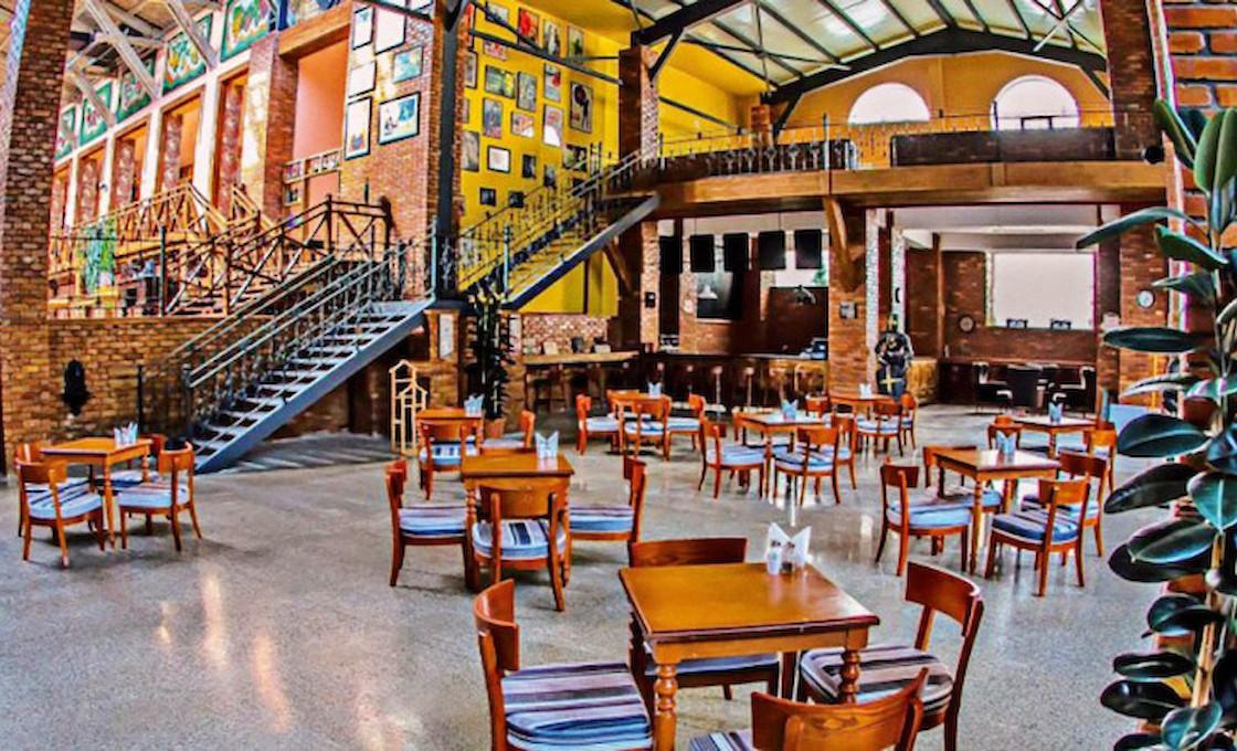 Image result for passage restaurant baku